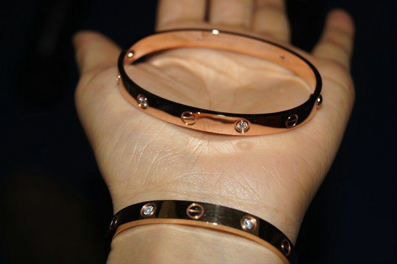 cartier designer niwq  Young lovers will like Cartier love jewelry