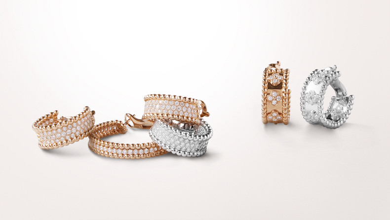 Different age women how to choose the right Van Cleef & Arpels jewelry