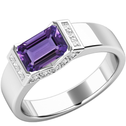 February's Birthstone: Amethyst